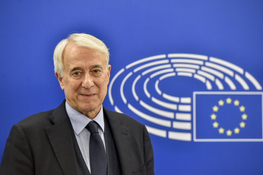 Al Parlamento Europeo a Bruxelles 3